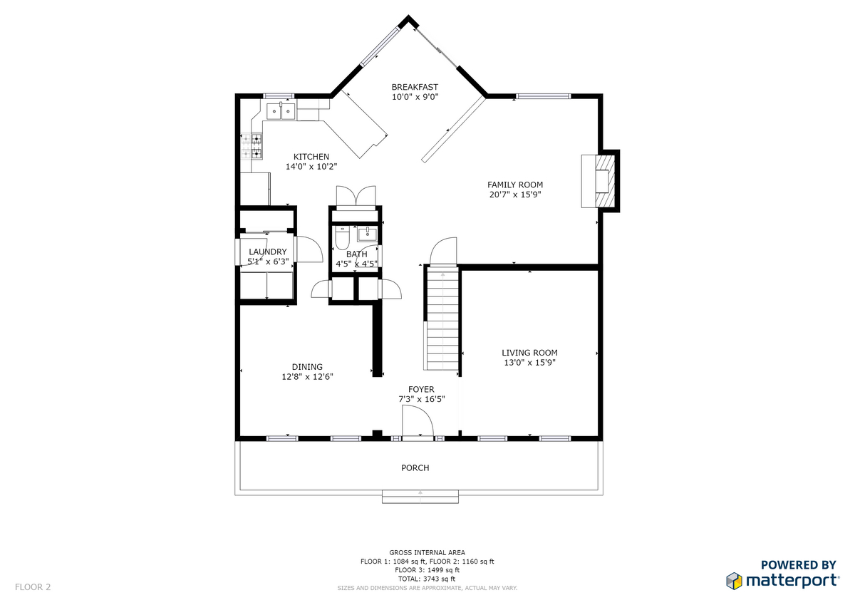10 X 16 Kitchen Layout. Perfect Floor Plan With 10 X 16 Kitchen ...